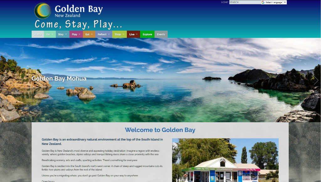 Golden Bay Promotions Association