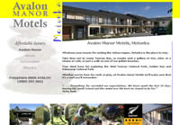 Avalon Manor Motels, Motueka