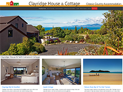 Clayridge House, Ruby Bay Holiday B&B and Cottage Accommodation