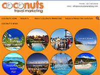 Coconuts Travel Marketing