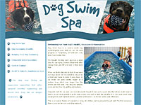 Dog Swim Spa, Christchurch swimming pool for your dog
