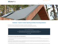 Gutter Plus, Experts in Gutter, Spouting and Water Harvesting Solutions