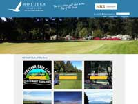 Motueka Golf Club, enjoy a round of golf