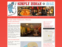 Simply Indian, delicious indian food in Motueka