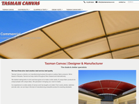 Tasman Canvas, tent makers, Motueka